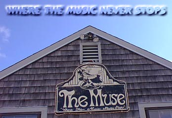 Where the music never stops on Nantucket